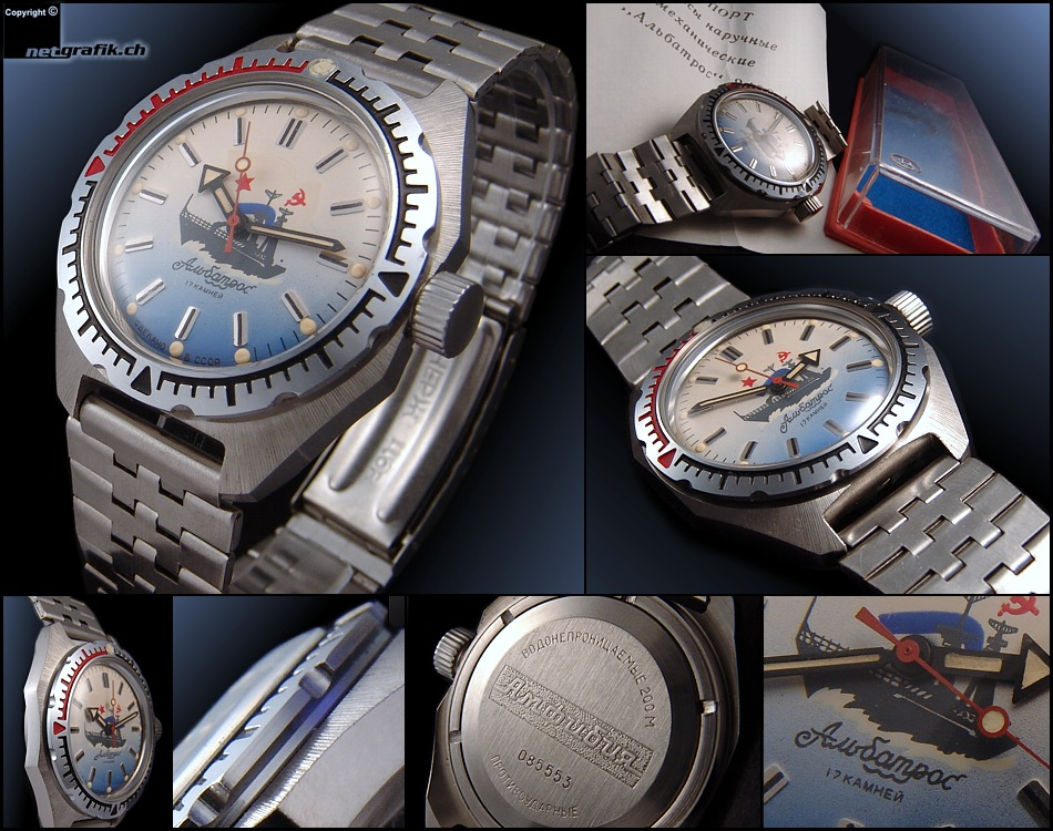 Vostok albatros : les origines Albatros1a