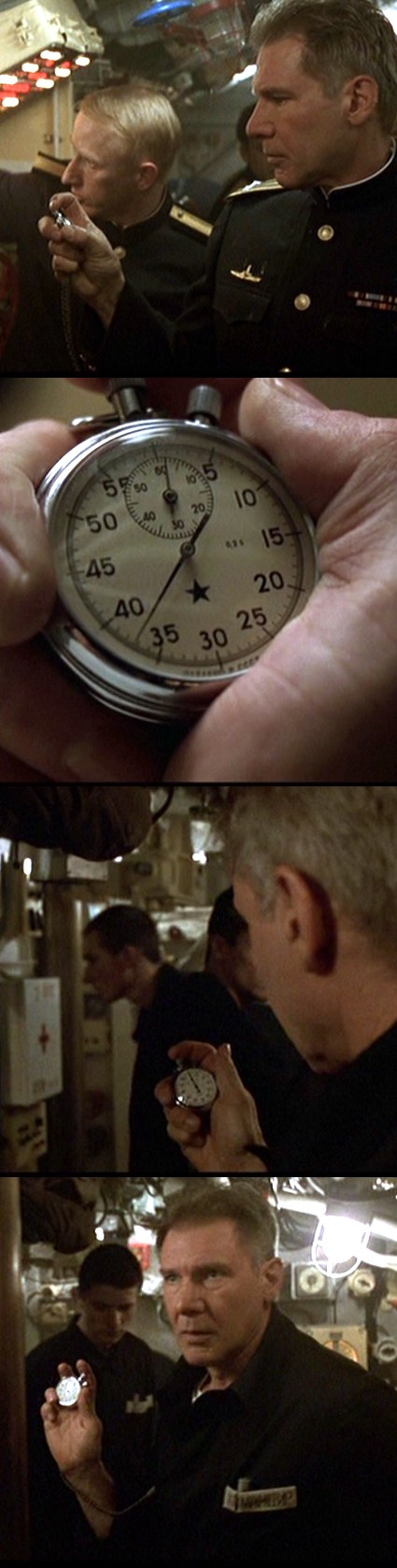 Watches in Movies Fordstopwatch